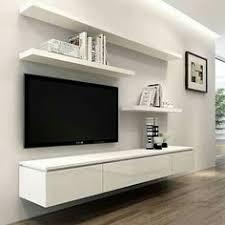 salas living room wall units sala painel grazi pinteres