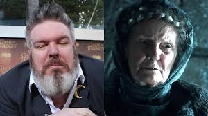 game of thrones u0027 actors are disturbingly good at impersonating