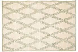 Thomas O Brien Bedding Handmade Thomas O U0027brien Martine Ocean Green Wool Rug 6 U0027 X 9