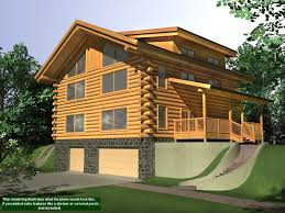 plans package 40x40 log home builders association