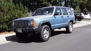 purple jeep cherokee michael shoemaker u0027s 1989 jeep cherokee