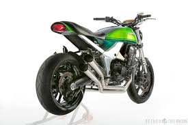 kawasaki z1000 40th anniversary concept return of the cafe
