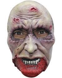 zombie makeup spirit halloween no skin on chin zombie mask zombie masks pinterest zombie