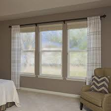 shop gila 36 in w x 78 in l frosted autumn frost privacy