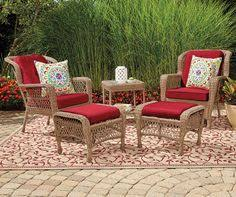 Wilson And Fisher Wicker Patio Furniture I Found A Wilson U0026 Fisher Pinehurst Patio Furniture Collection At