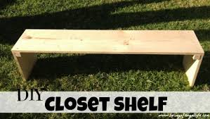 Diy Build Shelves In Closet by How To Make Diy Freestanding Shelves