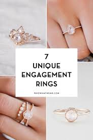 cute unique rings images Ring unusual engagement rings awesome womens wedding ring sets 7 jpg