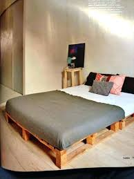 Plans For Bedroom Furniture Pallet Bedroom Furniture Creative Pallet Furniture Plans Modern