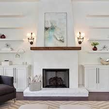 best 25 fireplace shelves ideas on pinterest alcove shelving