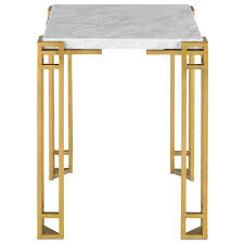 Pink Accent Table Marble Coffee And Side Table Designs On Home Interiors