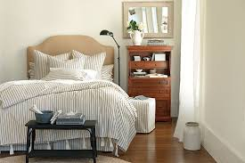 ticking stripe comforter how to decorate with stripes how to decorate