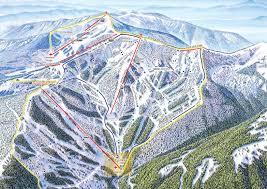 Montana Ski Resorts Map by Top 5 The Best Under The Radar Ski Resorts In North America