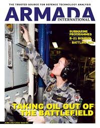 armada international june july 2016 by armada international