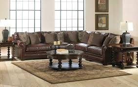 Faux Leather Sectional Sofa Minimalist Living Room Style With Sectional Sofa Furniture Set