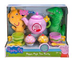 amazon peppa pig tea role play toys u0026 games