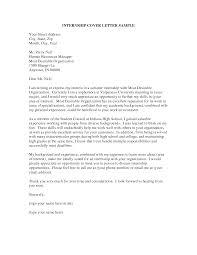Letter Mail Format  summer internship letter format   best
