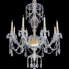 Antique Glass Chandelier Lighting Elegant Glass Chandelier For Decorating Your Home