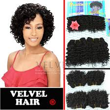 weave on short afro hair free shipping passion afro curl hair extensions short curly hair