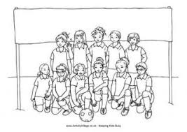 outstanding soccer team coloring pages 6 soccer colouring pages