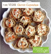 how to make raw organic carrot cake cupcakes u2013 foodie food