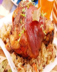 cuisine jarret de porc jarret de porc au vin ou à la bière recettes à table