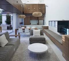 cuisine et salon ouvert cuisine ouverte sur le salon 25 idées modernes et pratiques