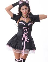 compare prices on halloween costumes for women cat online