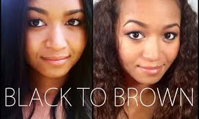 lighten you dyed black hair naturally how to lighten dyed black hair no bleach krysler rose youtube