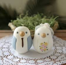 birds wedding cake toppers bird wedding cake toppers with pastel pink