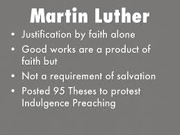 martin luther 95 thesis ap european luther s reformation by david tucker martin luther 10