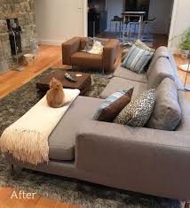Slipcovers For Sectional Sofas by Slipcover Copy For Bensen Neo Sectional Sofa The Slipcover Maker