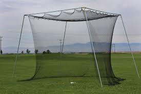 golf net cages plus