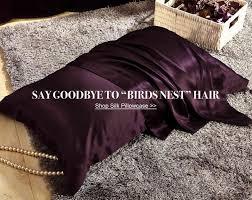luxurious silk pillowcases bedding sleepwear u0026 fashion clothes