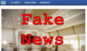 fake news new air force one not ready yet no trump interior