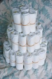 alli crafts craft tutorial how to make a diaper cake