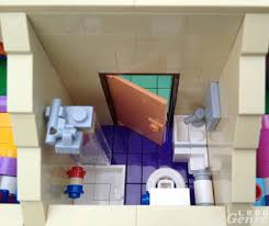 the lego simpsons house review 71006 don t have a cow man legogenre the simpsons house bathroom