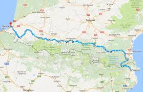 Biarritz France Map by 6 Places To Consider When Riding To South Europe Part 1