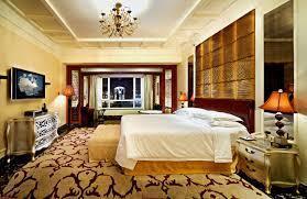 China Luxury Suite SeriesLuxury Star Hotel President Bedroom - Hotel bedroom furniture