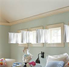 every awkward window treatment problem solved the accent small windows valances