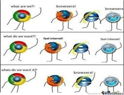 Internet Explorer Meme - sigh internet explorer by recyclebin meme center