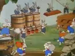 disney film project funny bunnies