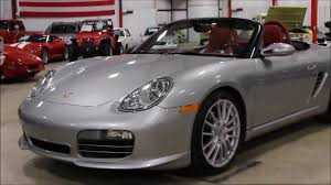 Porsche Boxster S - 2008 porsche boxster s youtube