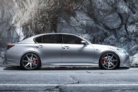 lexus gs 350 tire size 2013 lexus gs350 f sport supercharged by auto salon