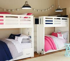 boy shared room bedding rectangle white wooden storage bench