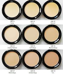 Bedak Nyx nyx stay matte but not flat powder foundation smp pilih warna