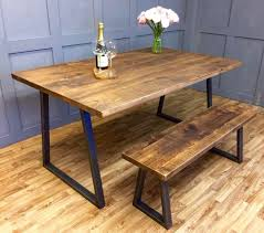antique looking dining tables handmade table and chair sets ebay