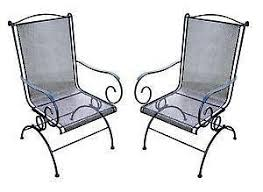Wrought Iron Chairs Design - Plantation patio furniture