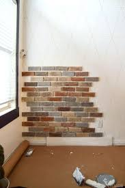 interior walls home depot awesome brick walls in the bathroom home design lover house interior