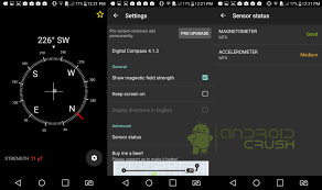 app for android 7 best compass apps for android 2017 android crush