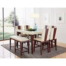 Zeno Gathering Collection Gathering Height Dining Rooms Art - Art van dining room tables